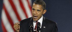 Obama turns to building a presidency