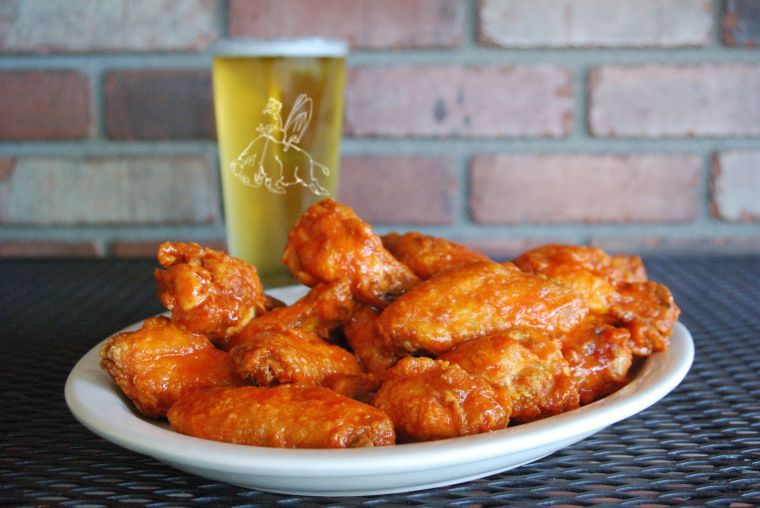 Best of Mesa 2014 Wings:  Native Grill and Wings