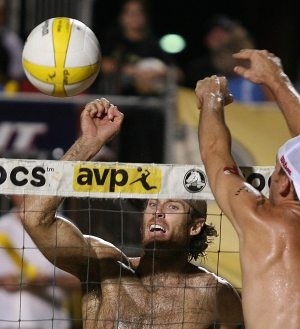 Hyden takes men's AVP title