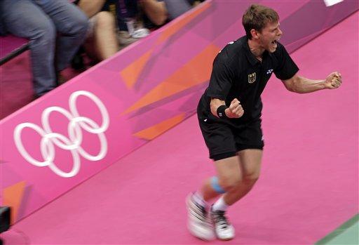 London Olympics Badminton