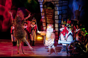 <p>Scene from Ballet Arizona's 'The Nutcracker'</p>
