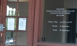 Phoenix Holistic Health Center closes