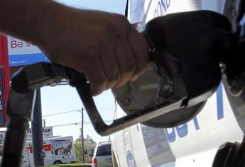Gas prices change
