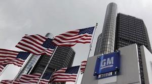 GM files for bankruptcy protection
