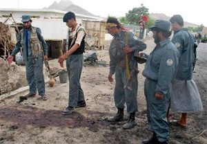 U.S.-led Afghan forces kill 25 Taliban