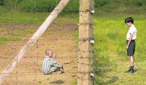 'Striped Pajamas' takes a child's-eye view of Holocaust