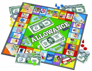 Allowance game