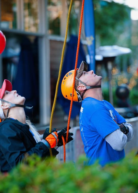 Photos: Special Olympics Arizona 2014 Over the Edge ...