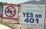 Day of decision for East Valley voters