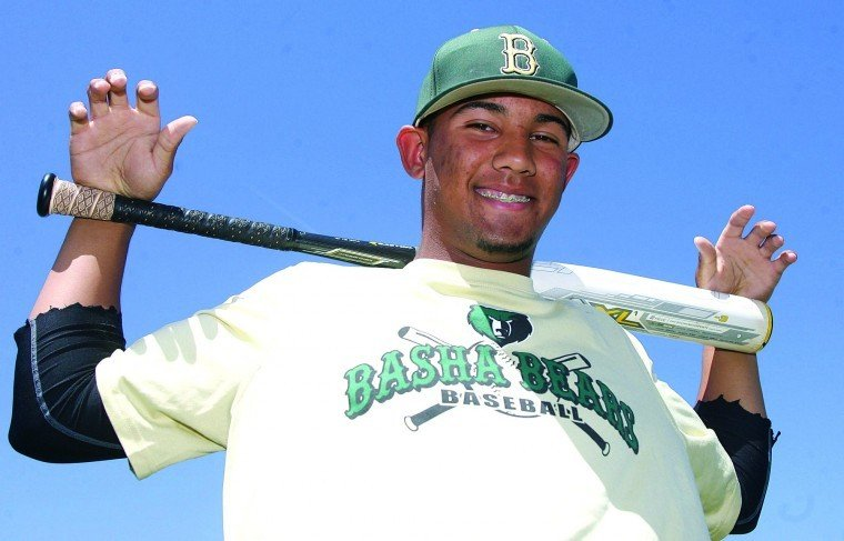 Basha shortstop Jamie Westbrook