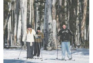 Flagstaff alluring to winter outdoor enthusiasts