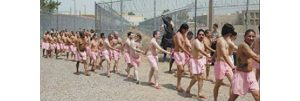 March in underwear calls attention to new jails