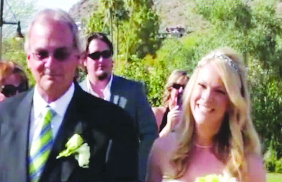 Let Joe Know -- Wedding videos turn up