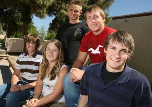 5 Mesa classmates to enter military academies