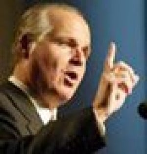 Rush Limbaugh returns to radio talk show