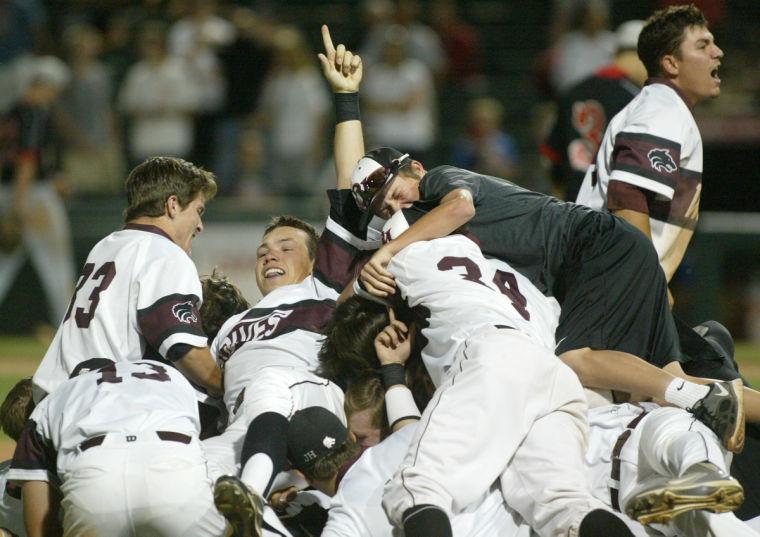 Div. I State Championship Baseball