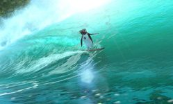 'Surf's Up' keeps penguins on the animated wave (B)