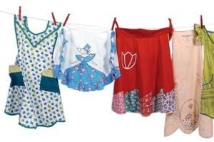Crafts-Aprons