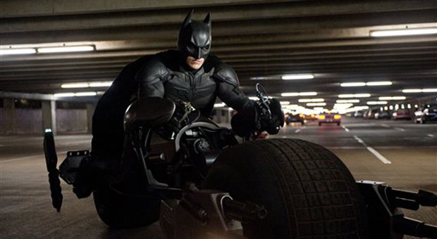 Film Review Dark Knight Rises