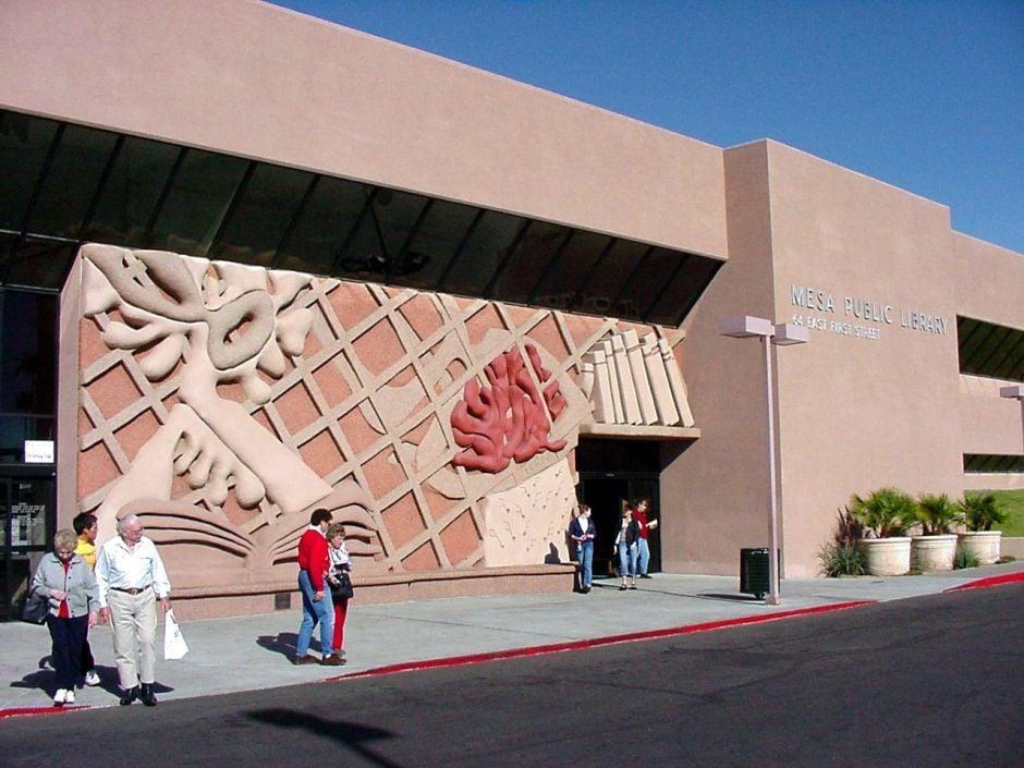 Mesa Main Library