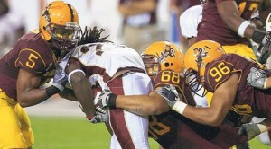 ASU will rely on 'D' vs. explosive Georgia