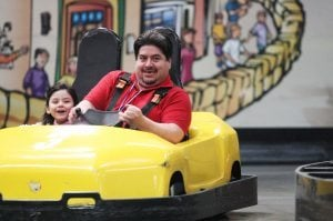 Mesa's Amazing Jake's fun for all ages