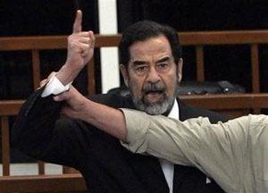 U.S. preparing for Saddam's execution