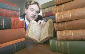 Chris Schneider: Rare books