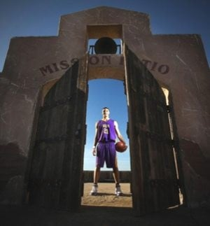 Tribune boys basketball player of the year: Aaron Fuller, Mesa