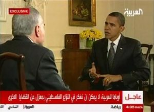 Obama tells Arabic network US is 'not your enemy'