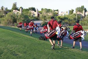 Red Mountain HS Boys Golf fundraider