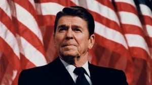 Reagan legacy ignored in Berlin Wall celebrations