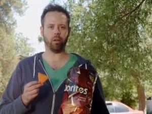 Doritos Super Bowl commercial