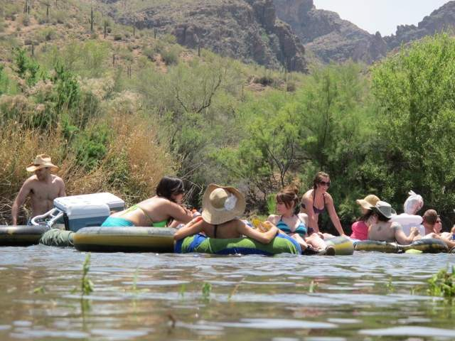 Salt River tubers
