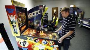 Iowa town seeks status as video gamers' mecca