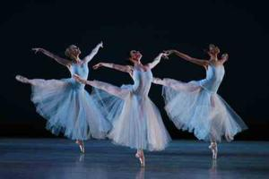 All Balanchine