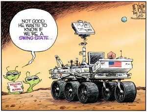 Mars the Swing State