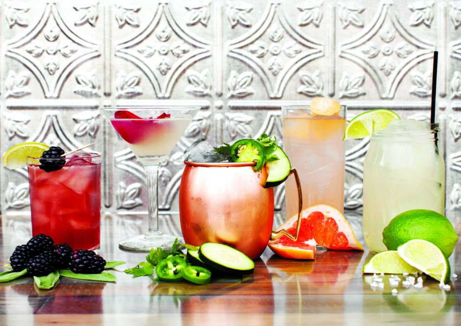 Isabel's Amor Cocktails