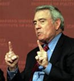 CBS News says Dan Rather leaving