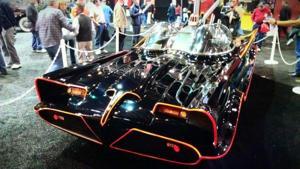 Original 'Batmobile'