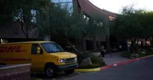 DHL to layoff 736 at Scottsdale center