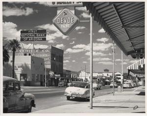Tempe in 1955