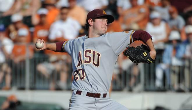 ASU baseball begins quest for Pac-12 championship