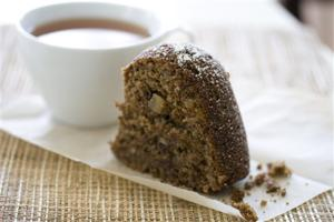Food Ginger Banana Bread
