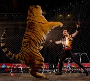 Ringling Bros. and Barnum & Bailey brings circus to town