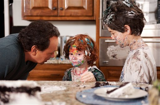Film Review-Parental Guidance