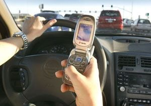 E.V. cities consider bans on text messaging