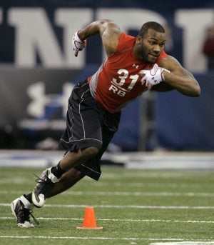 'Beanie a perfect fit, but Boldin is on the rocks 