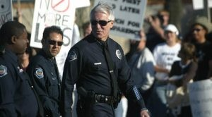 Gascn eyes San Francisco police chief job 