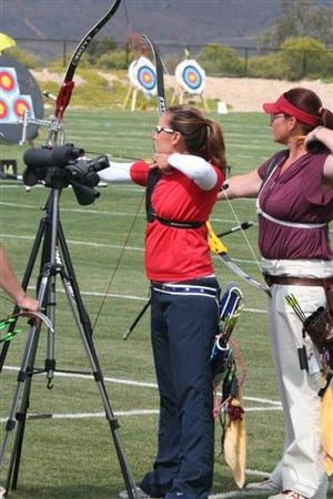 East Valley victories: Pian makes U.S. Archery World Championship team